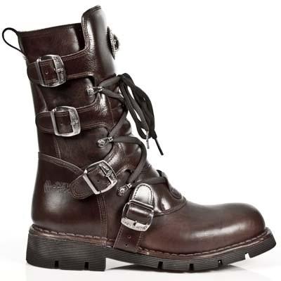"""New Rock Boots """"Baxter"""""""