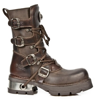 """New Rock Boots """"Nomad"""""""