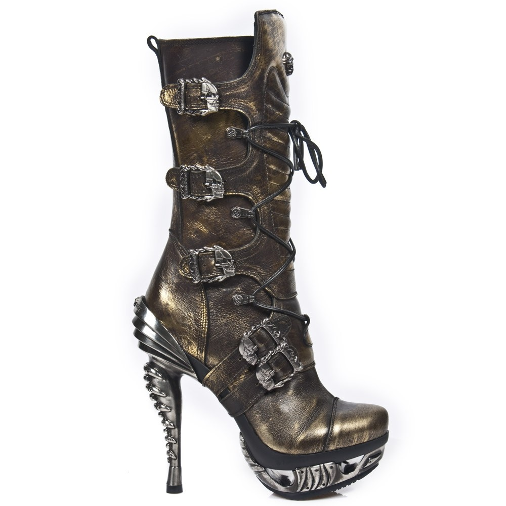 "New Rock Stiefel ""Samantha"""