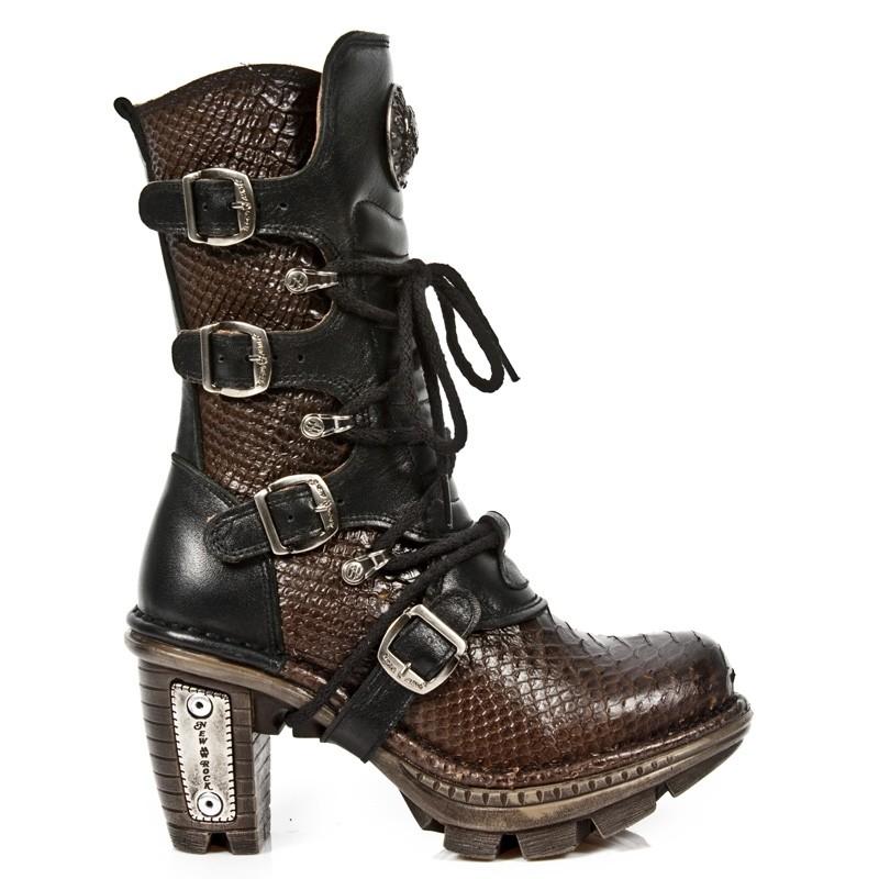 """New Rock Boots """"Viper"""""""