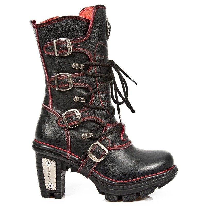 "New Rock Stiefel ""Gothic"" Gr.43"
