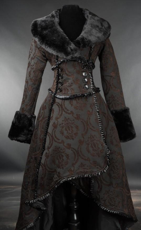 Steampunk Evil Queen
