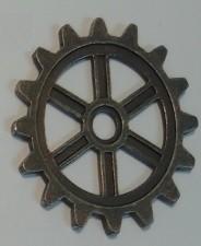 Steampunk Zahnrad Model 4