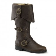 "Steampunk Stiefel ""Constable"""