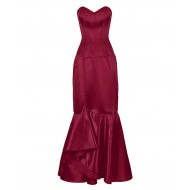 "Fishtail Korsettkleid ""Ruby"""