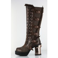 "Steampunk Abenteurer Boot ""Langdon"""