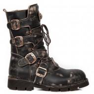 "Steampunk Boots ""Raspado"""