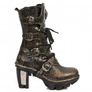 "New Rock Boots "" Bronze"""