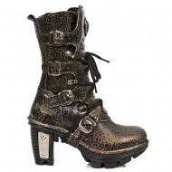 "New Rock Boots "" Bronze"""