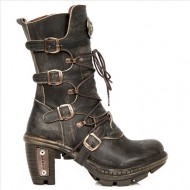 "New Rock Stiefel ""Wasteland"""