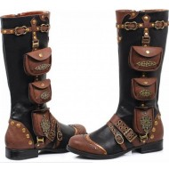 Steampunk Adventure Boots
