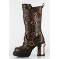 "Steampunk Boots ""Sky Captain"""