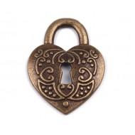 """Anhänger """"Locked Heart"""""""