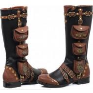 Steampunk Adventure Boots