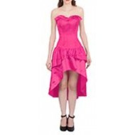 Pinkes Korsettkleid Gr. M/L
